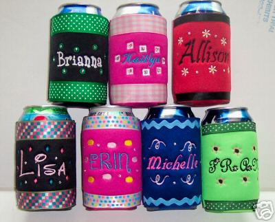 Novelty Personalized Koozies Unique Novelty Gifts