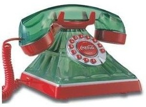 Novelty telephones for teens