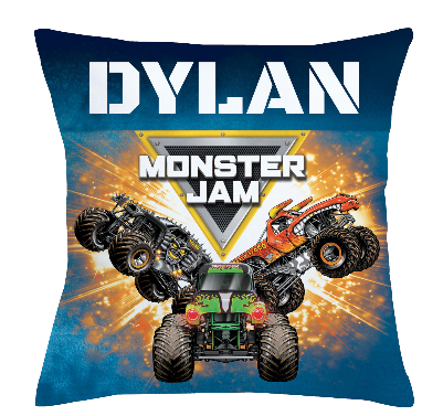 Monster Jam Room Decor