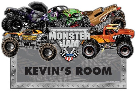 Other Monster Jam Room ...