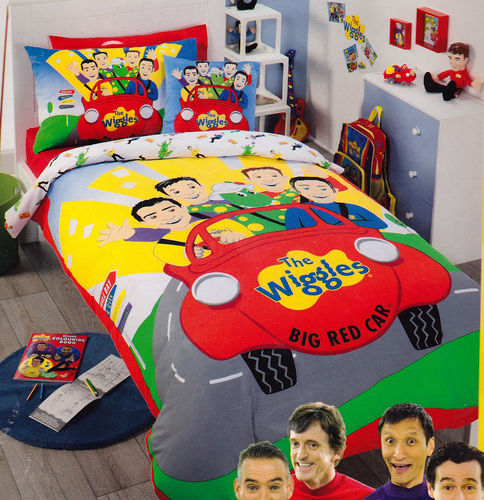 The Wiggles Comforter Sets Archives Unique Novelty Gifts